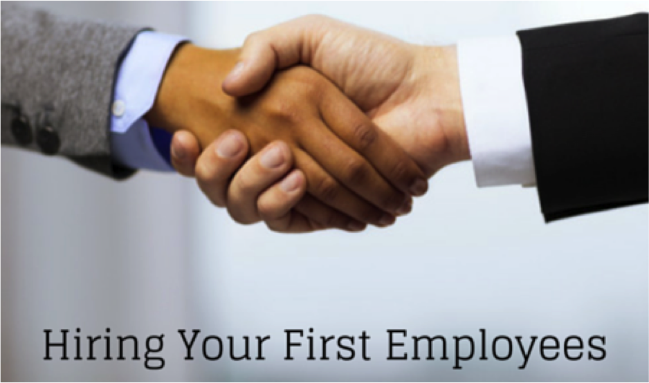 Hiring Your First Employees